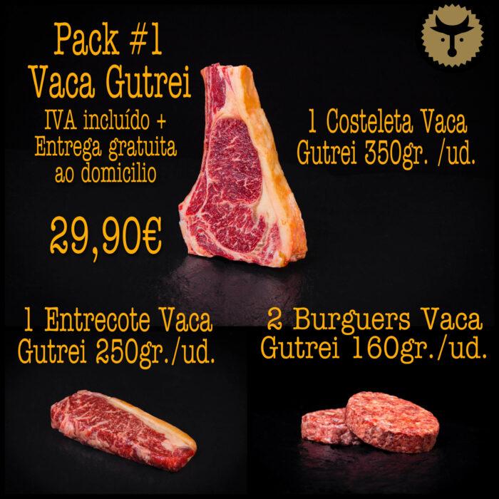 Pacote 1 Vaca Gutrei