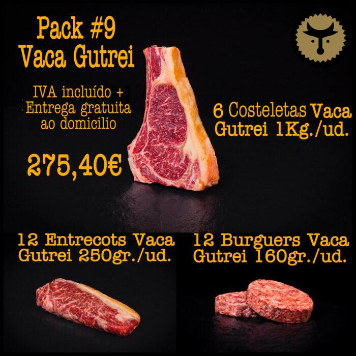 Pacote 9 Vaca Gutrei