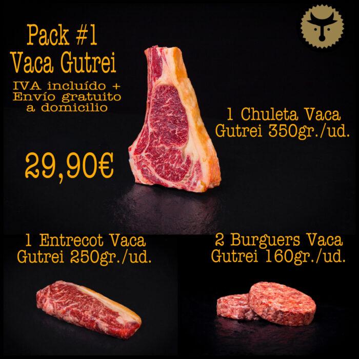 Pack 1 carne gallega