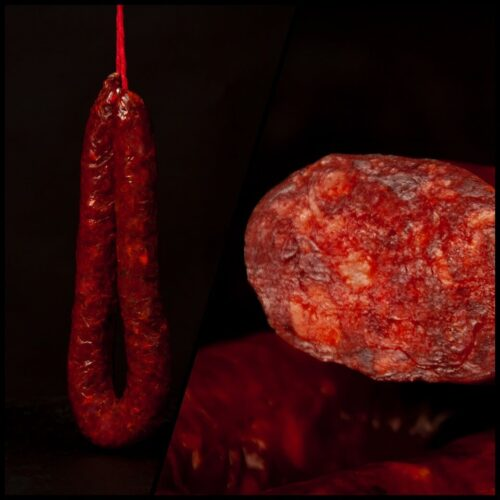 Chorizo de Vaca Gutrei