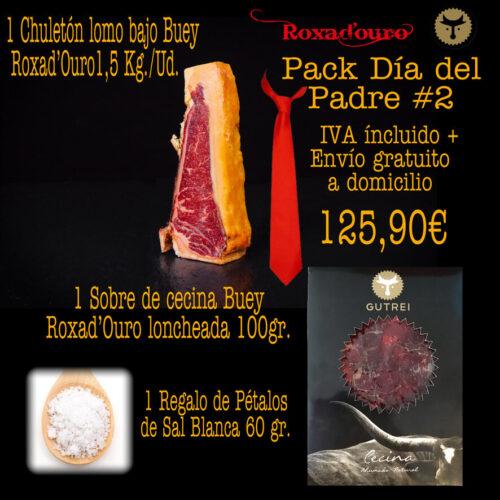 Pack carne Día del Padre 2