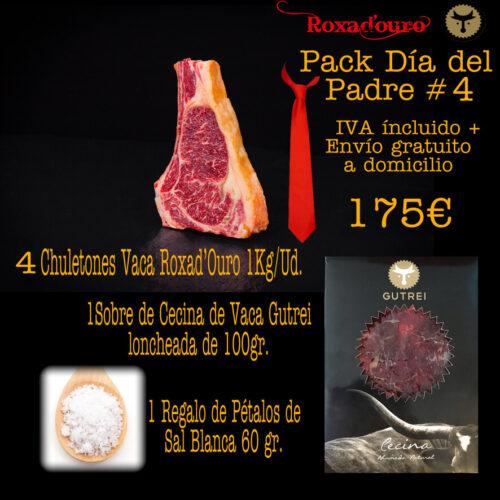 Pack carne Día del Padre 4