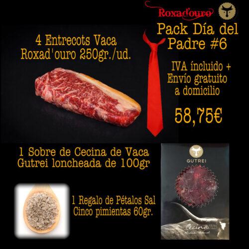 Pack carne Día del Padre 6