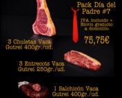 Pack carne Día del Padre 7