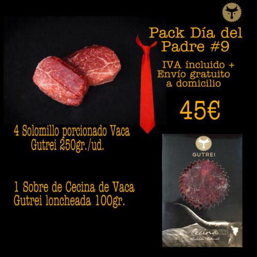 Pack carne Día del Padre 9